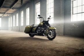 Harley-Davidson uvedl Road King Special