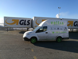 Balíková GLS chce vČR nasadit elektromobily