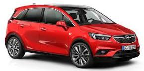 Opel má 100000 objednávek na Crossland X