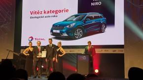 Ekologickým autem roku 2017 je KIA Niro