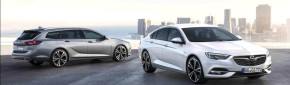 Opel začal vyrábět nové verze Insignie