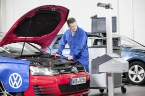 Volkswagen spustil jarní sevisní akci