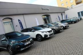 Peugeot ukázal nový 5008 ve Vysočanech