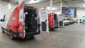 Volkswagen začal prodávat nový Crafter