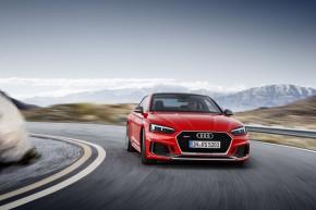 Prodejci Audi začali nabízet RS 5 Coupé