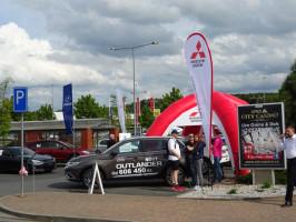 Olympia Plzeň hostila regionální Autosalon