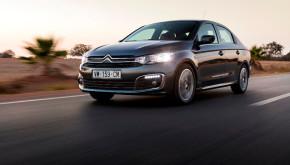 Citroën C-Elysée: nejlevnější sedan s automatem