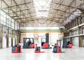 Linde MH rozšiřuje nabídku Li-Ion vozíků