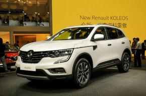 Obětí emisních norem je Renault Koleos