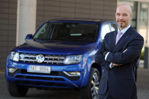 VW vyrobil rekordní počet užitkových vozů