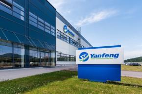Yanfeng otevřel laboratoř v Trenčíně
