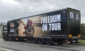 Harley on Tour startuje 8. července v Ostravě