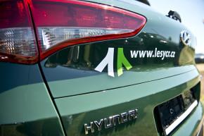 Hyundai předá lesníkům první Tucsony