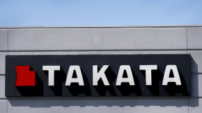 Takata files for bankruptcy in Japan