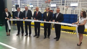 Škoda opens an automatic warehouse in Kvasiny