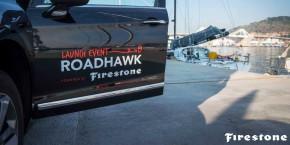 Novináři testovali Firestone Roadhawk v Barceloně