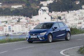 Pět hvězdiček Euro NCAP pro SEAT Ibiza