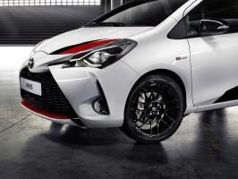 Toyota začala v Česku nabízet Yaris GRMN