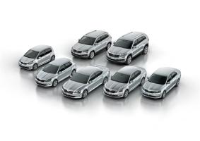 Škoda loni dodala více než 1,2 milionu aut