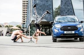 Ford začal nabízet SUV EcoSport