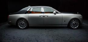 Rolls-Royce Phantom will make debut at the 2018 Vienna Motor Show