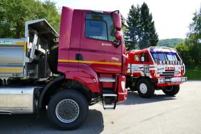 Tatra se představila na Dnech NATO