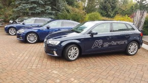 Audi launches two new CNG cars