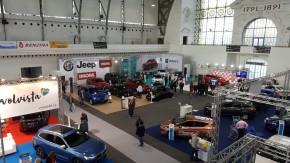 Incheba zahájila výstavu Autoshow 2017