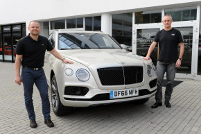 Bentley offers Czech students to study in Britain