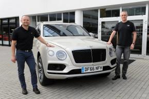 Bentley láká české studenty na stáž do Británie