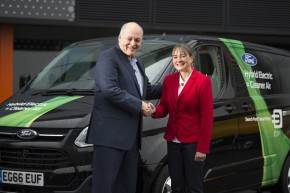 Ford má v Londýně kancelář na řešení mobility