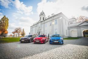 Prodejci Kia nabízí Stinger Gran Turismo