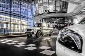 Mercedes-Benz opět porazil Audi a BMW