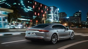 Porsche recalls 340,000 cars due to parking problem