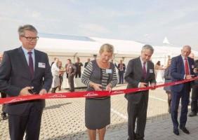 Linde MH má nové Centrum pro repase vozíků