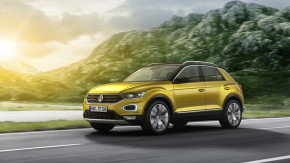 Volkswagen launches T-Roc for sale