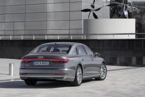 Nové Audi A8 vpředprodeji na českém trhu
