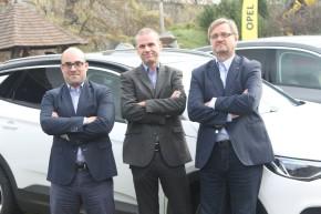 Šilha předvedl Opel Grandland X na ranči