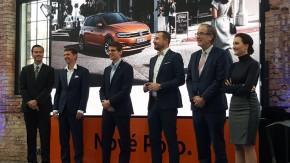 Manažeři Volkswagenu slaví rekordní prodeje v ČR