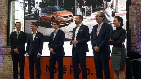 Manažeři značky VW slaví dobrý rok a chystají další útok na trh