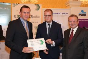 Škoda Auto Exportérem roku 2017