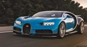 Bugatti recalls Chiron on faulty welds