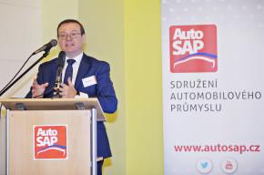 V představenstvu AutoSAP Ostrý a Socha
