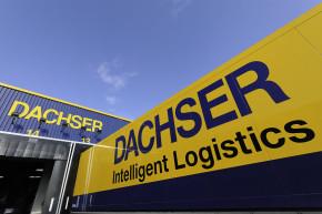 DACHSER testuje elektrický nákladní Mercedes