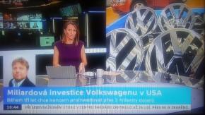 VW investuje do vývoje modelů v USA