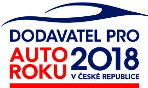 Dodavatelé pro Auto roku 2018 vČR