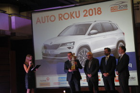 Czech Car of the Year 2018: Škoda Karoq