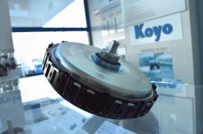 Koyo loni vyrobilo rekordních 16 milionů ložisek