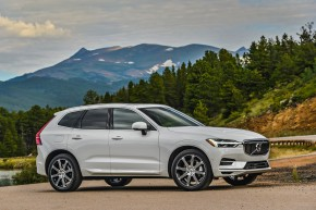 Volvo XC60 nejbezpečnějším vozem 2017