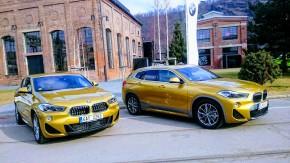 BMW X2 mělo premiéru v Uhelném mlýně